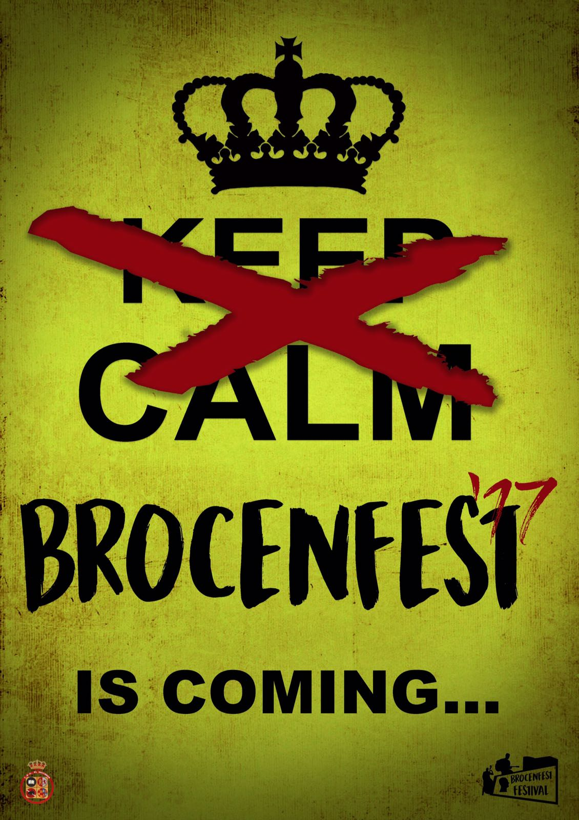 brocenfest coming
